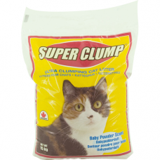 Super Clump Kattsand - 15 kg