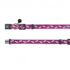 Halsband i nylon - med motiv